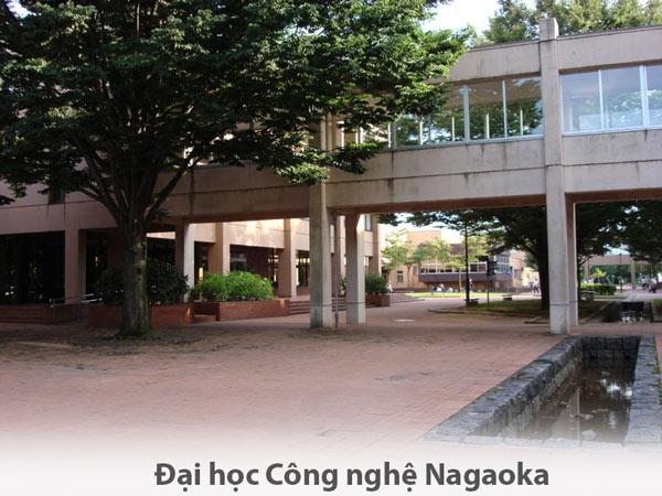 Học bổng du học: Đại học Công nghệ NAGAOKA 4
