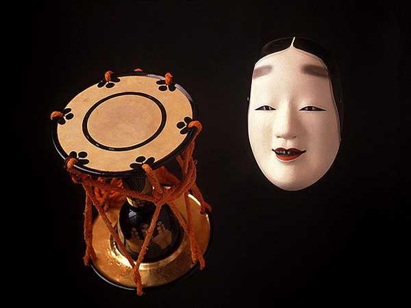 Văn hóa Nhật : Mặt nạ nhật 6