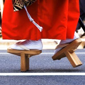 Văn hóa Nhật : Guốc mộc Geta
