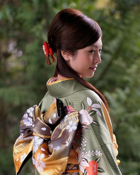 Văn hóa Nhật : Kimono 4