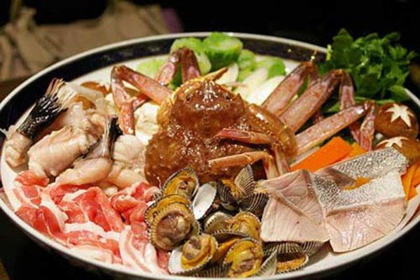 Những đặc sản tại các vùng miền Nhật Bản