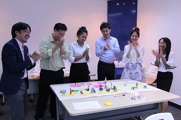 Người Nhật luôn luôn tôn trọng quyết định của nhóm