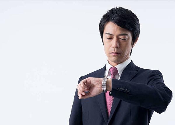 Người Nhật luôn luôn đúng giờ
