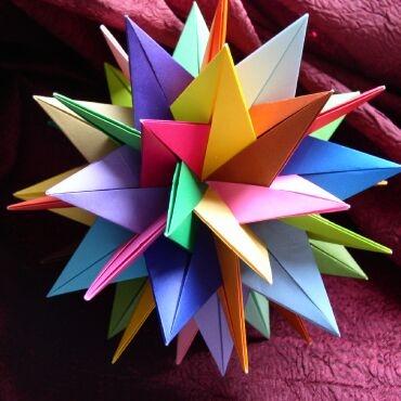 Lịch sử nghệ thuật gấp giấy Origami