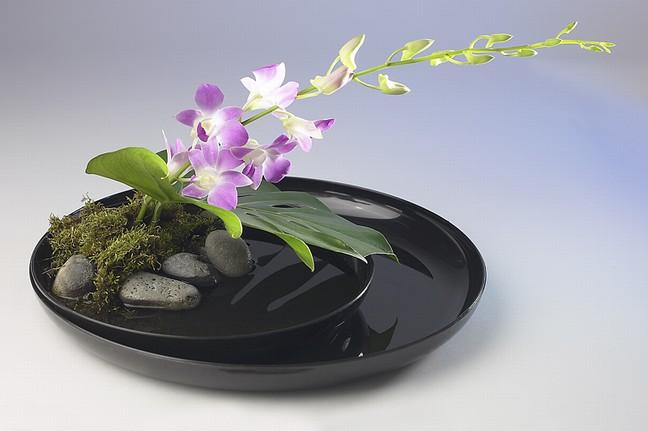 3 phong cách nghệ thuật cắm hoa ikebana cơ bản tại Nhật Bản 3