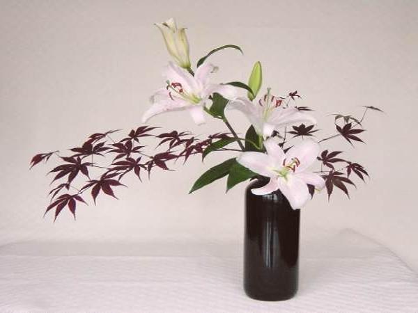 3 phong cách nghệ thuật cắm hoa ikebana cơ bản tại Nhật Bản 1