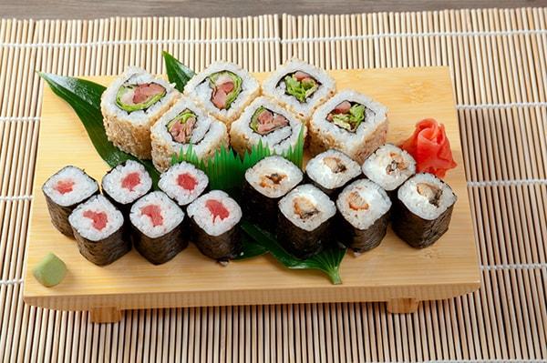 Sushi – một biểu tượng của văn hóa ẩm thực Nhật Bản