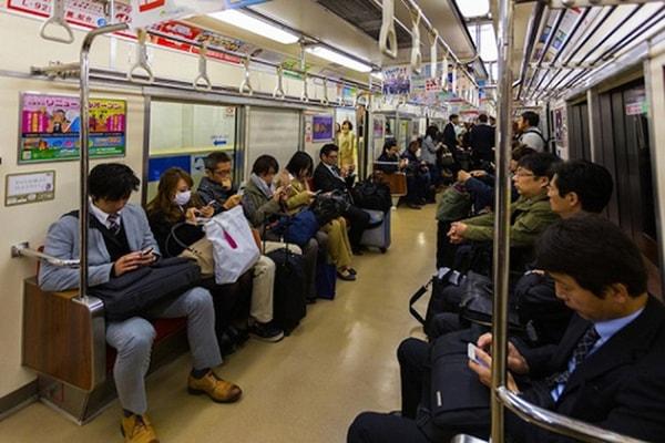 Thói quen tôn trọng sự im lặng của người Nhật