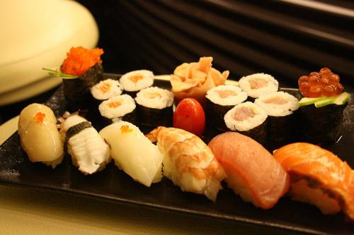 Ẩm thực Nhật Bản nổi tiếng tinh tế