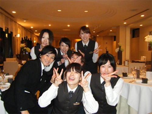 Du học sinh làm thêm tại Nhật Bản
