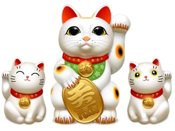 Maneki Neko: Biểu tượng chú mèo thần tài của xứ phù tang 4