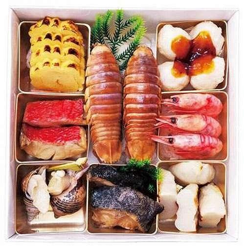 Osechi – Đồ ăn dịp năm mới độc đáo của Nhật Bản 3