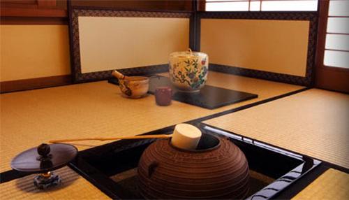 """""""Phòng trà"""" - chashitsu"""