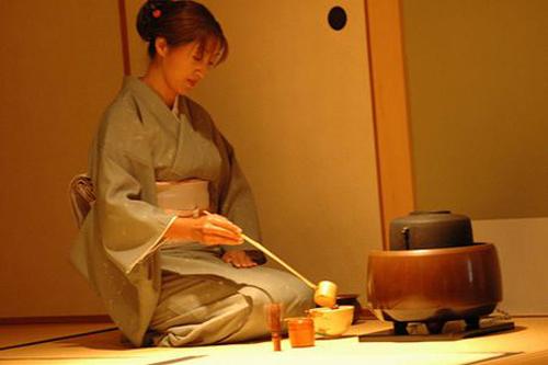 Nghệ thuật pha trà của người Nhật