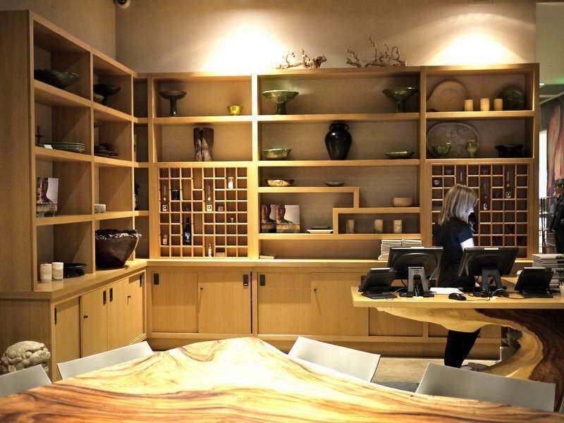Nội thất Nhật Bản thường sử dụng chất liệu gỗ