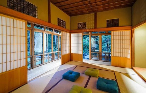 Cửa trượt Shoji phong cách Nhật cho nhà đẹp