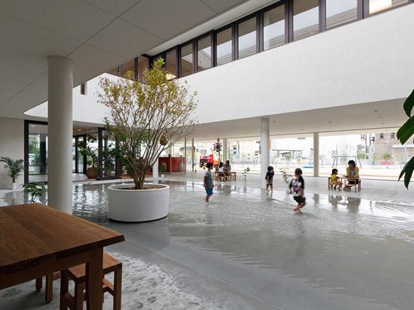 """Những ngôi trường mẫu giáo đẹp như """"resort 5 sao"""" ở Nhật 5"""
