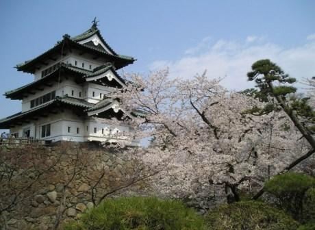 Lâu đài Hirosaki