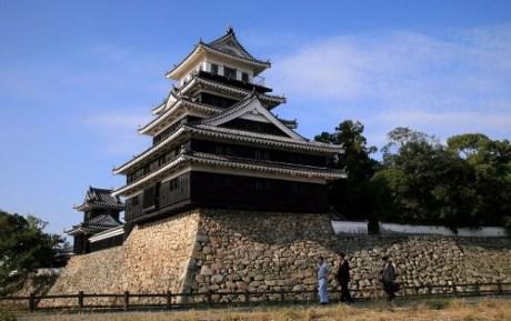 Lâu đài Nakatsu