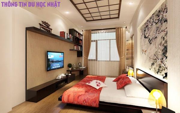 Những lợi ích của phòng ngủ phong cách Nhật Bản