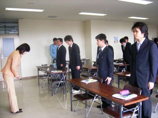 Người Nhật rất coi trọng giao tiếp