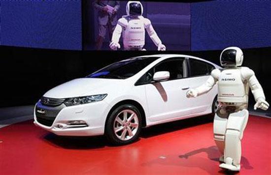 Nhật Bản dẫn đầu thế giới trong ngành khoa học robot