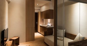 Học cách người Nhật tận dụng không gian trong nhà nhỏ