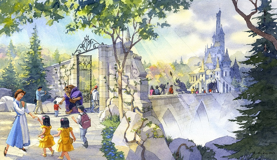 Tokyo Disneyland- điểm du lịch lý tưởng