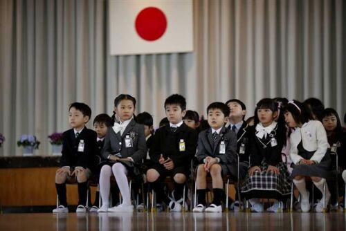 Chế độ giáo dục đáng nể của Nhật Bản