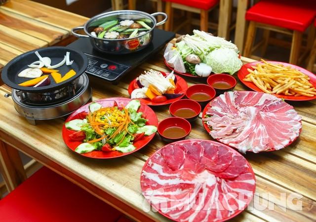 Sukiyaki và Shabu Shabu – Lẩu Nhật
