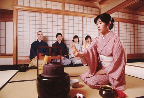 Tìm hiểu về văn hóa trà đạo của Nhật Bản (P1)
