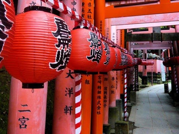 Những điều thú vị về cổng Torii ở Nhật Bản 3