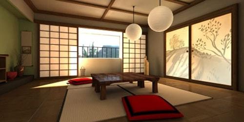 Tầm quan trọng của gỗ trong kiến trúc nhà ở Nhật Bản