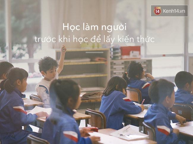 Giáo dục Nhật Bản và những điều khiến thế giới thán phục
