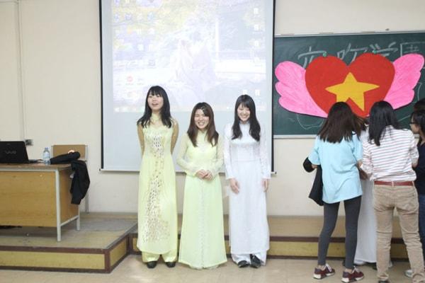 Học viên Nhật ngữ Anabuki – trường dạy nghề lớn nhất vùng Chyukoku