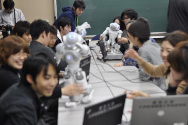 Kỹ thuật robot và máy tính, Nhật Bản còn dẫn đầu thế giới về kỹ thuật động đất