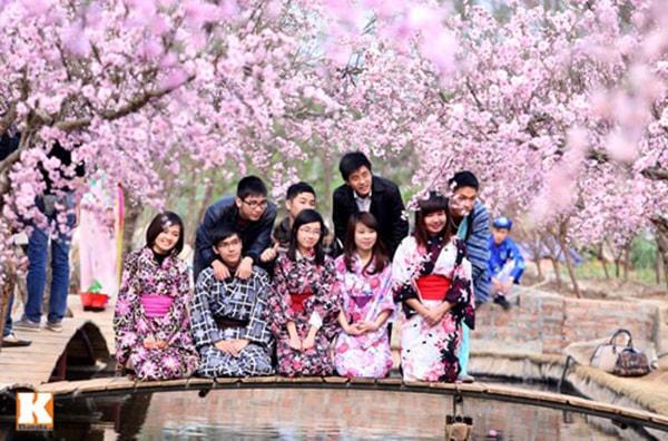 Du học Nhật Bản 2017 được trải nghiệm văn hóa xứ sở mặt trời mọc