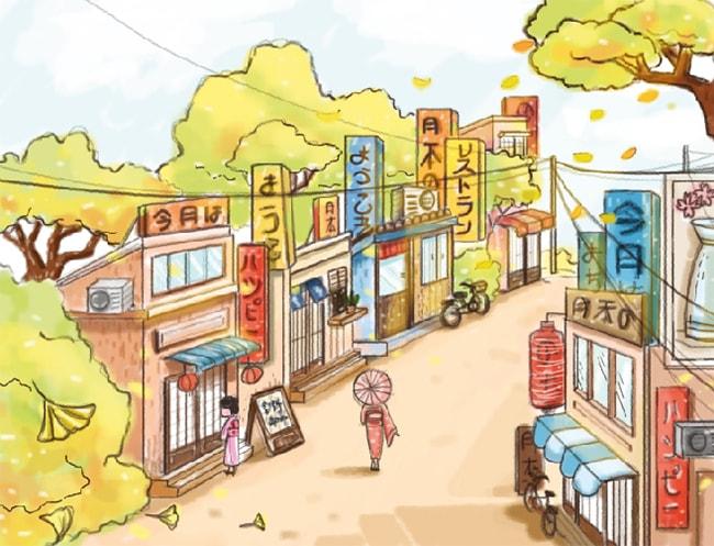 Mùa thu Nhật Bản không chỉ có lá vàng, ẩm thực cũng thật khó quên