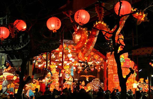 Lễ hội Oshogatsu Nhật Bản