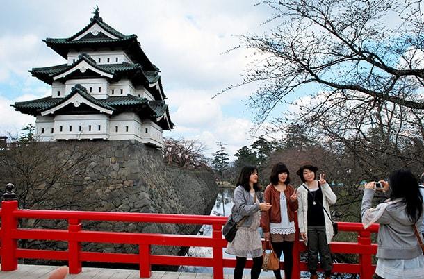 Nhật Bản là một đất nước du lịch