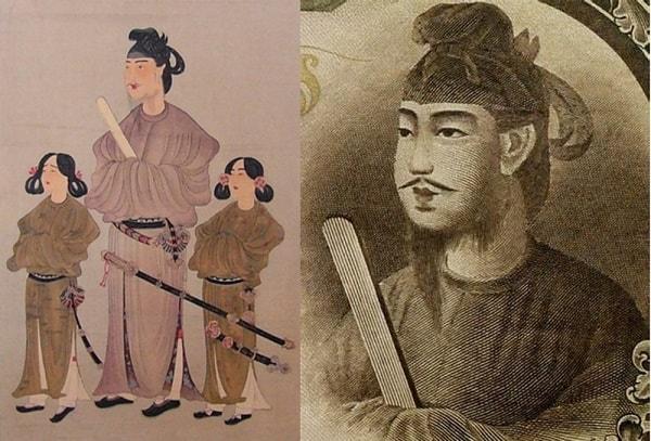 Bồ Đề Đạt Ma đi truyền bá từ Trung Quốc sang Nhật Bản