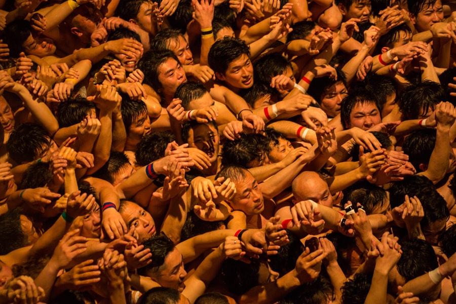 Nguồn gốc của lễ hội khỏa thân Nhật Bản