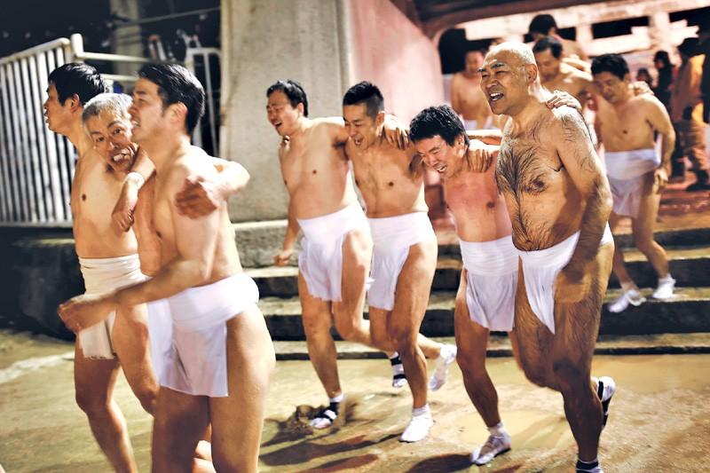 Đặc điểm của lễ hội khỏa thân ở Nhật