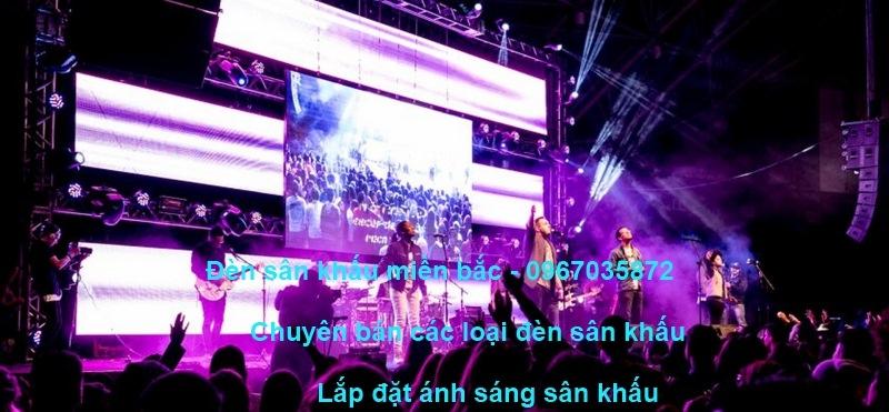 Đèn sân khấu Vĩnh Long 1