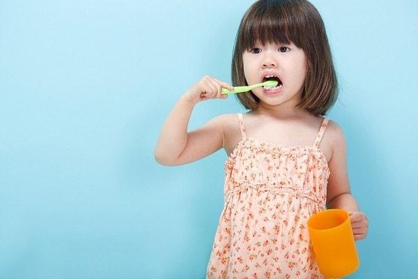 Trẻ cần tự lập trong vấn đề vệ sinh cá nhân