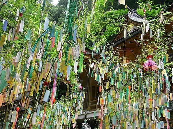 Lễ hội mùa hè Tanabata (Lễ thất tịch)