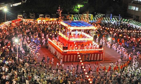 Lễ hội mùa hè Nhật Bản Bon Odori