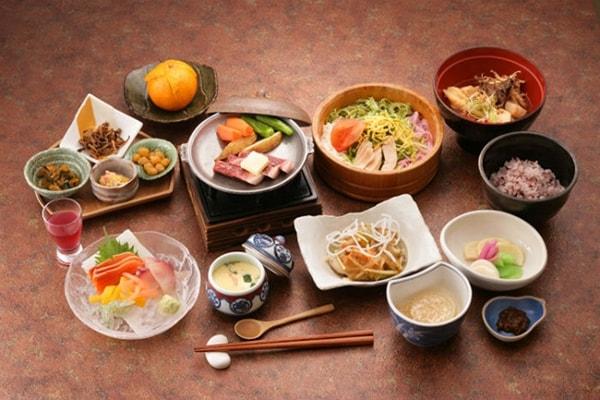 Người Nhật ăn như thế nào?