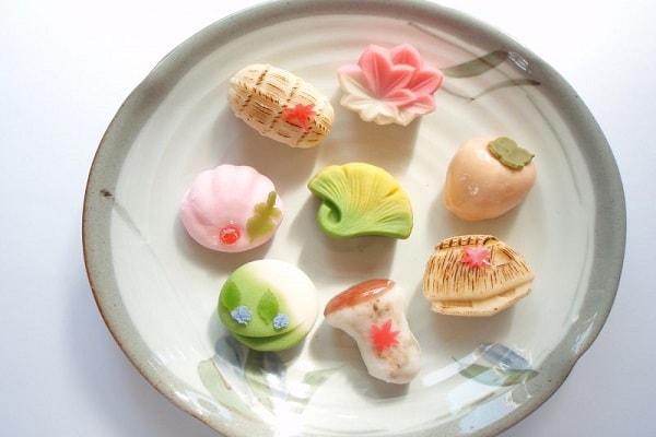Wagashi – món bánh truyền thống của Nhật Bản