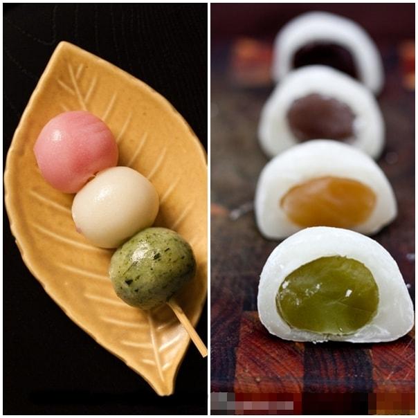 Bánh Mochi là món ăn truyền thống rất được người Nhật